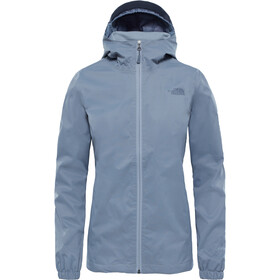 The North Face Quest Jacket Damen mid grey heather